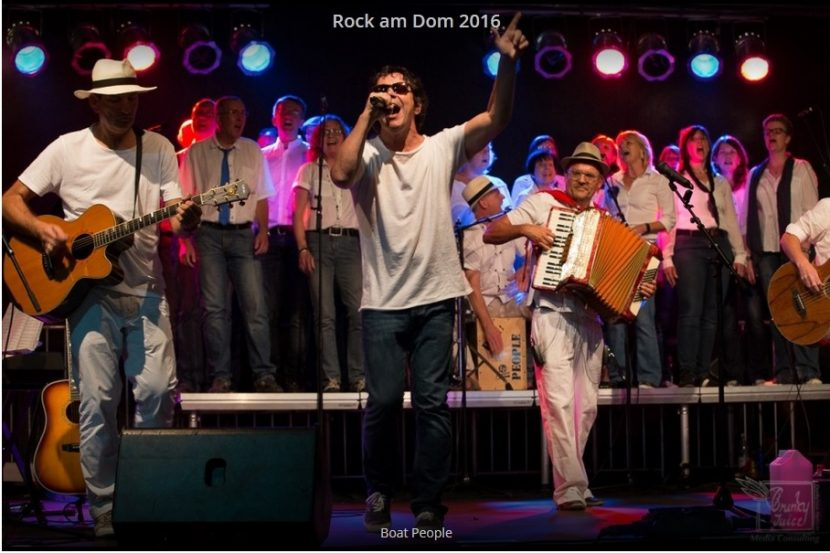 Rock am Dom 2016