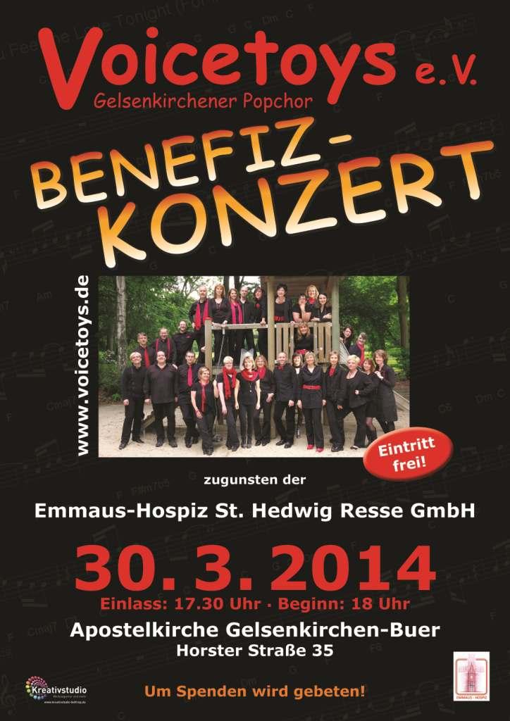 PlakatKonzert März 2014